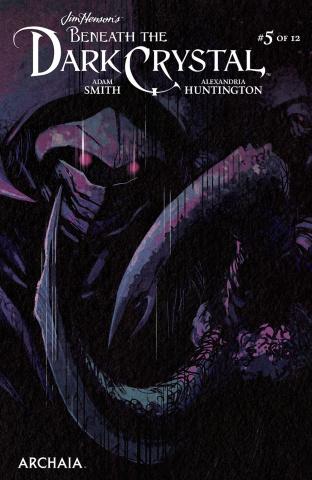 Beneath the Dark Crystal #5 (25 Copy Perez Cover)