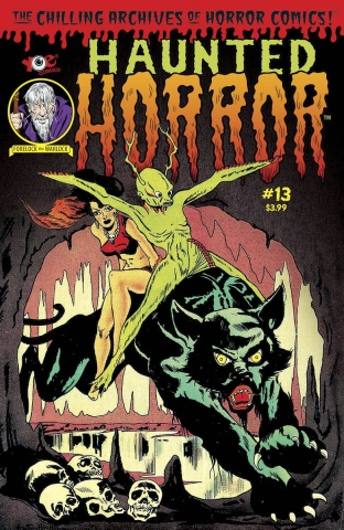 Haunted Horror #13