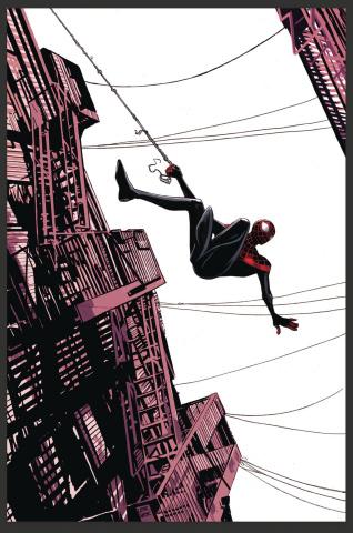 Miles Morales: Spider-Man #1 (Garbett Cover)