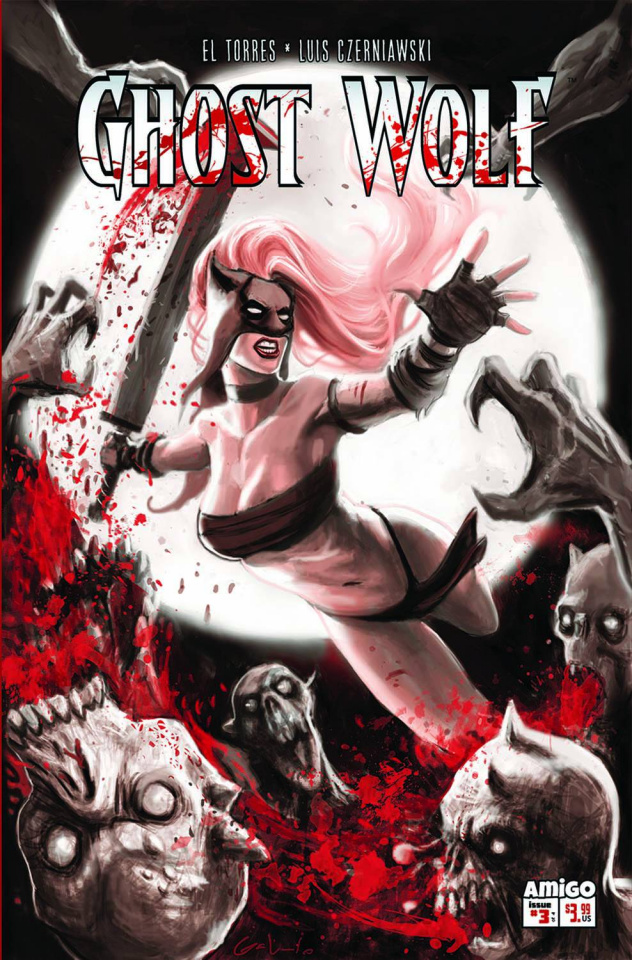 Ghost Wolf #3