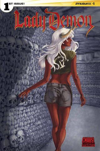Lady Demon #1 (Sohn Cover)