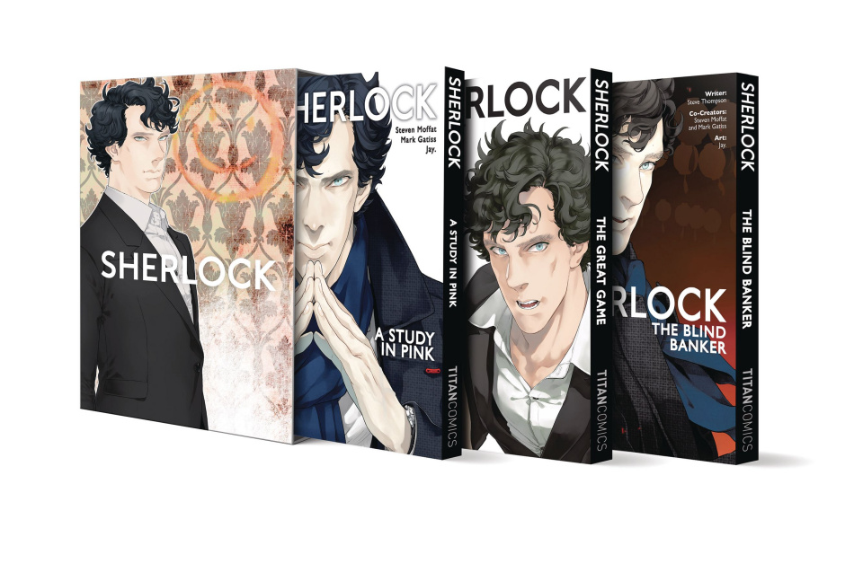 Sherlock: Season One (Box Set)