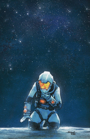 The Expanse #2 (10 Copy Scharf Cover)