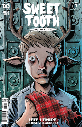 Sweet Tooth: The Return #1 (Jeff Lemire Cover)