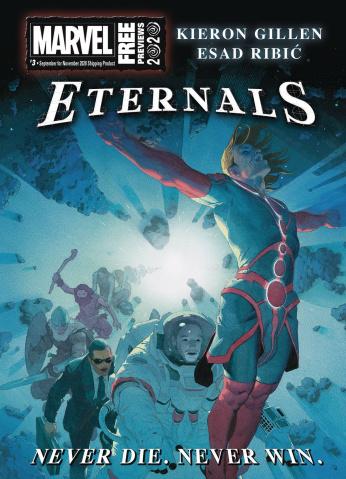 Marvel Previews #5: November 2020 Extras