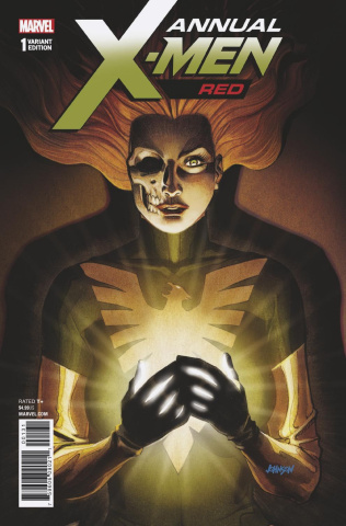 X-Men: Red Annual #1 (Johnson Cover)