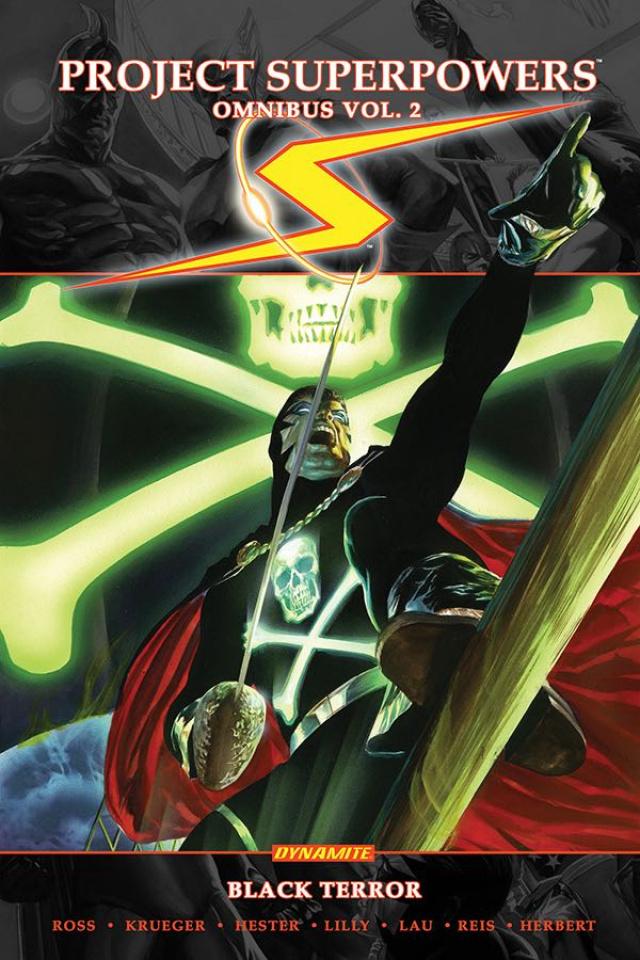 Project Superpowers Vol. 2: Black Terror (Omnibus)