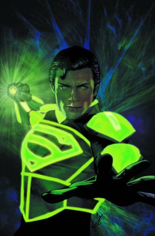 Smallville, Season 11: Lantern