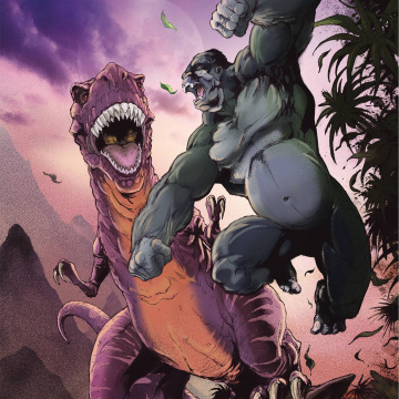 Transformers: Beast Wars #8 (Griffith Cover)