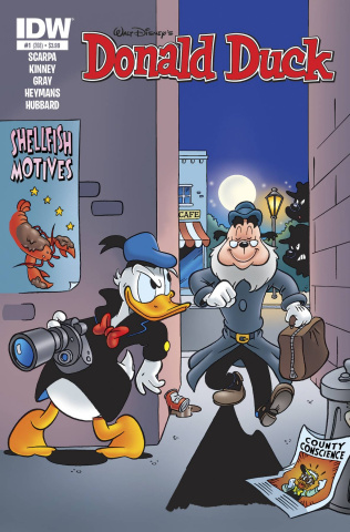 Donald Duck #1