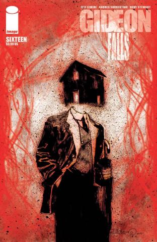 Gideon Falls #16 (Fawkes Cover)