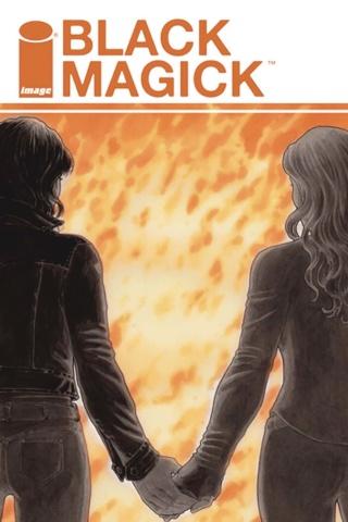 Black Magick #7 (Scott Cover)