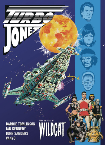 Wildcat Vol. 1: Turbo Jones