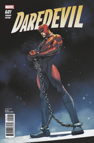 Daredevil #601 (Mora Cover)