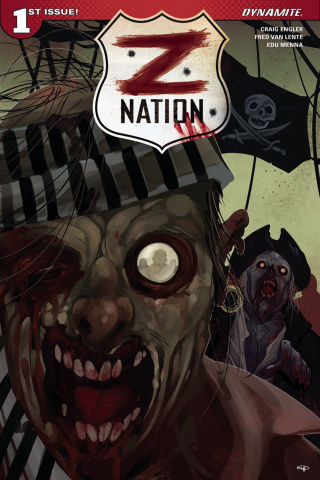 Z Nation #1 (Medri Cover)
