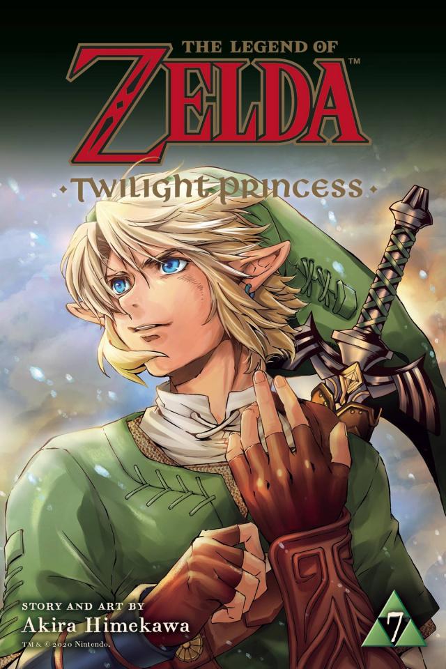 The Legend of Zelda: Twilight Princess Vol. 7