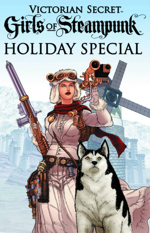 Victorian Secret: Holiday Fun Special