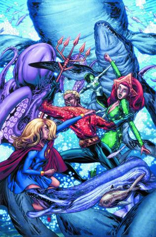 Convergence: Justice League #2