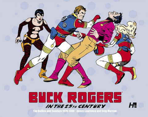 Buck Rogers in the 25th Century Vol. 1: The Dailies and Sundays, 1979-1980