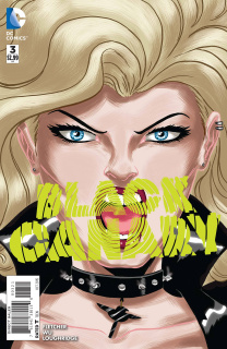 Black Canary #3 (Variant Cover)