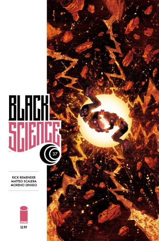 Black Science #37 (Shalvey Cover)
