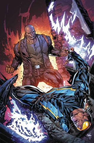 Black Lightning: Cold Dead Hands #5