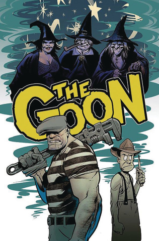 The Goon #10 (Powell Cover)