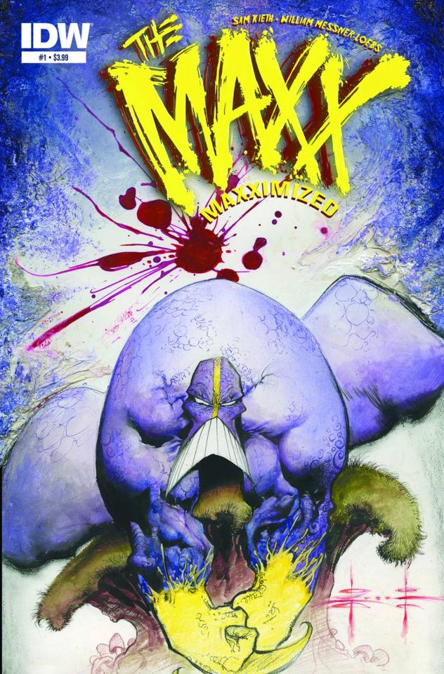 The Maxx: Maxximized #1