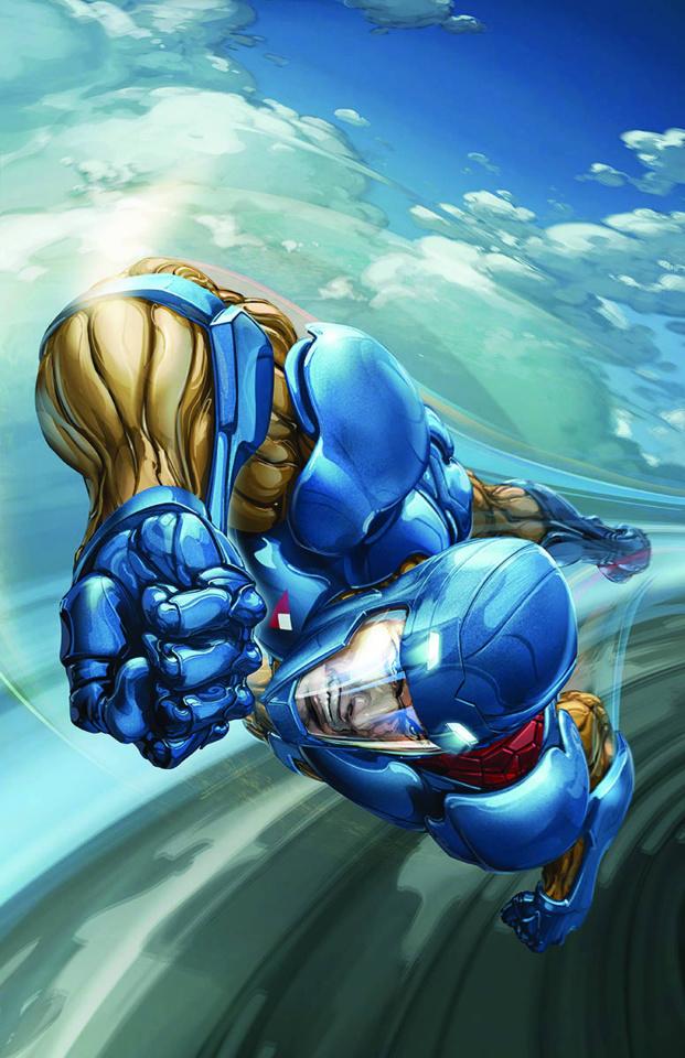 X-O Manowar #18