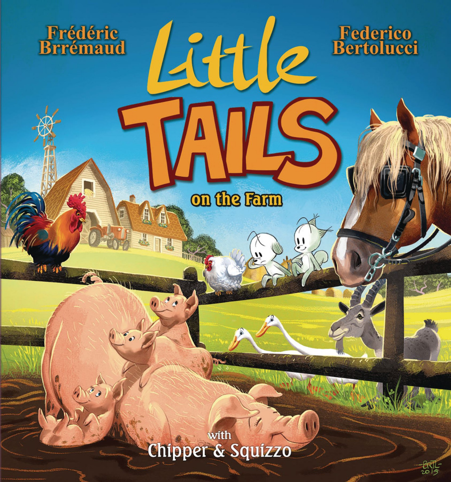 Little Tails Vol. 5: On the Farm