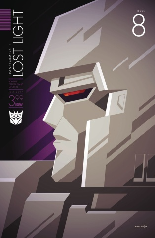 The Transformers: Lost Light #8 (Whalen Cover)