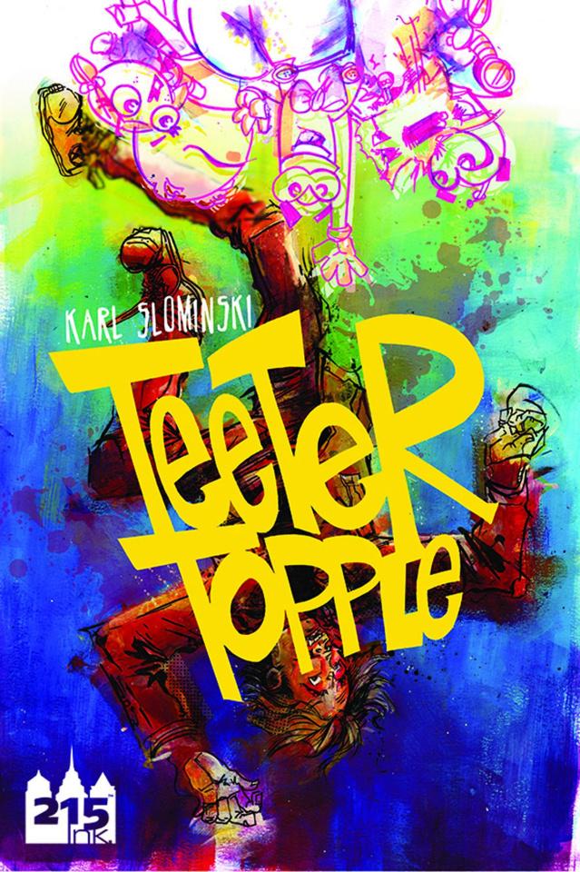 Teeter Topple Vol. 1