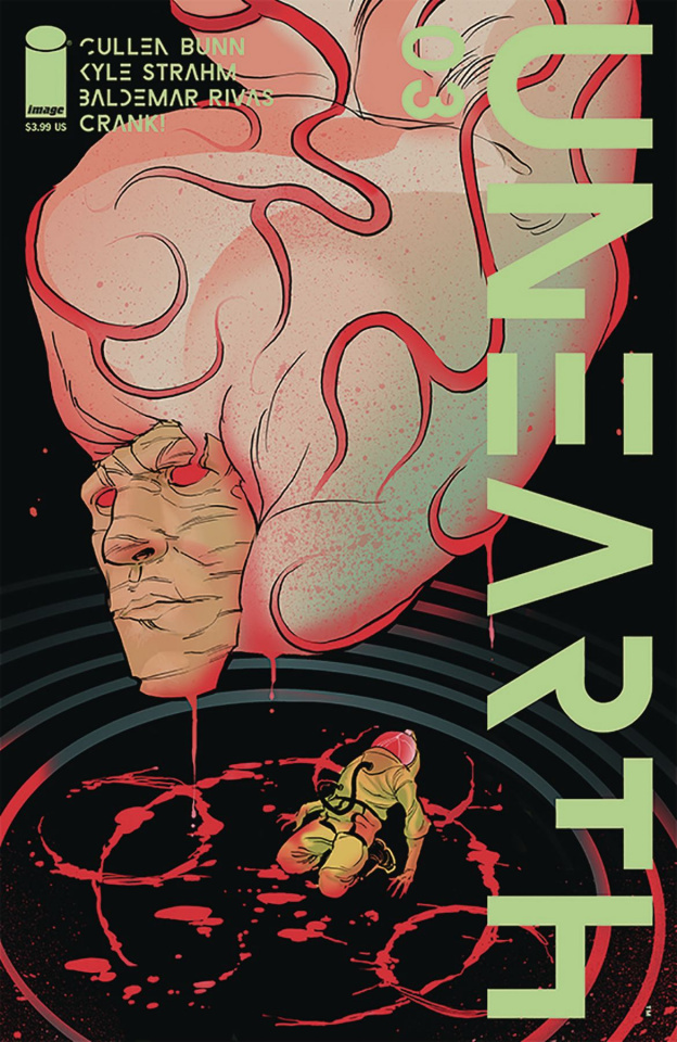 Unearth #3 (Strahm & Smallwood Cover)
