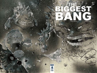 The Biggest Bang #4 (Subscription Cover)