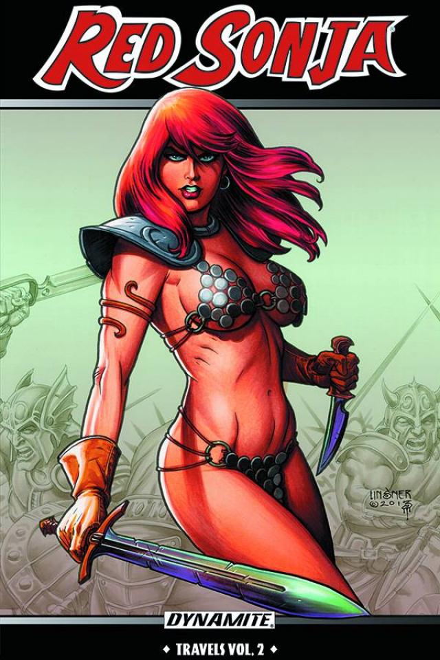 Red Sonja: Travels Vol. 2