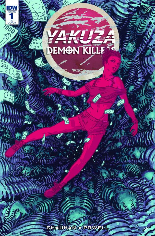 Yakuza: Demon Killers #1 (10 Copy Cover)