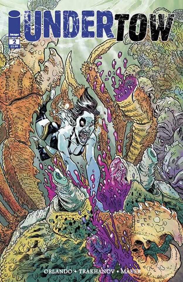 Undertow #2 (Conley Cover)