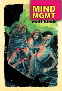 MIND MGMT #10