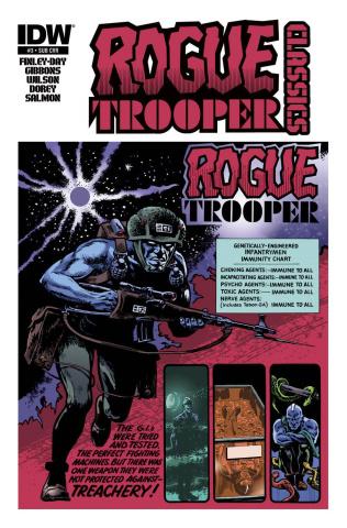 Rogue Trooper Classics #3