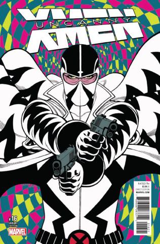 Uncanny X-Men #16 (Moore IvX Cover)