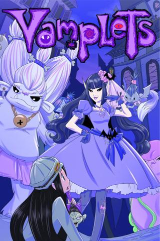 Vamplets: Nightmare Nursery Book 3