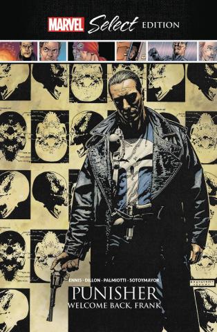 Punisher: Welcome Back, Frank (Marvel Select Edition)