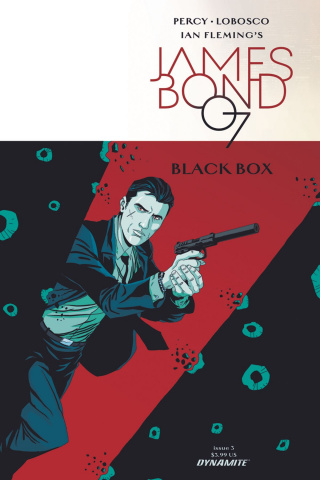 James Bond: Black Box #3 (Lobosco Cover)