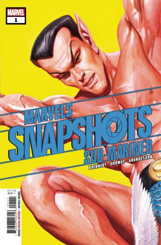 Marvels Snapshots: Sub-Mariner #1