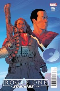 Star Wars: Rogue One #2 (Anka Cover)