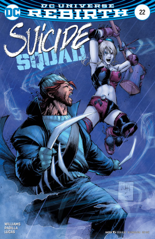 Suicide Squad #22 (Variant Cover)