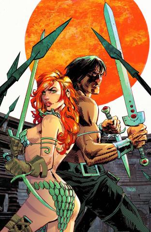 Conan / Red Sonja #3