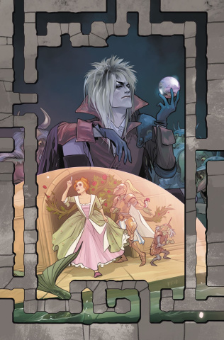 Labyrinth: Coronation #12