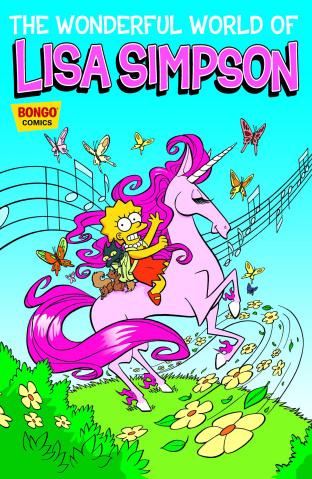 The Wonderful World of Lisa Simpson #1