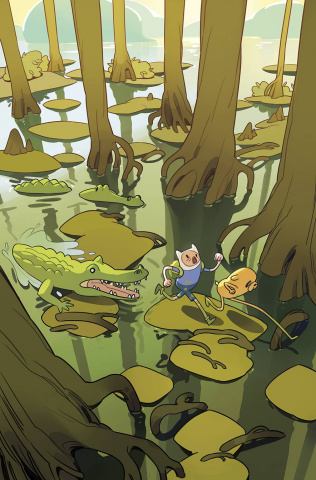 Adventure Time #43 (Subscription Ng Cover)